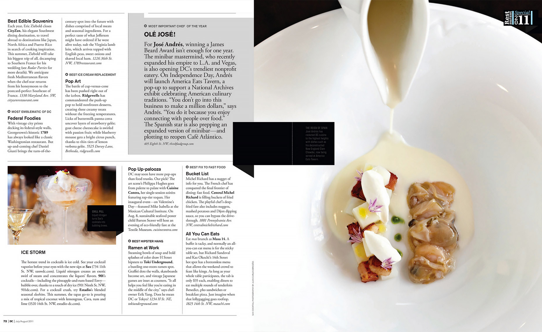 DCML-Restaurant-Issue-2011-2